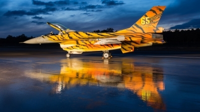 Photo ID 220967 by Kris Christiaens. Belgium Air Force General Dynamics F 16AM Fighting Falcon, FA 77