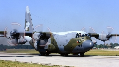 Photo ID 220991 by Mark Munzel. Canada Air Force Lockheed C 130E Hercules L 382, 130327