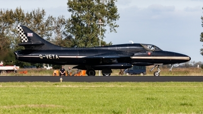 Photo ID 221066 by Jan Eenling. Private Viper Team Hawker Hunter T7, G VETA