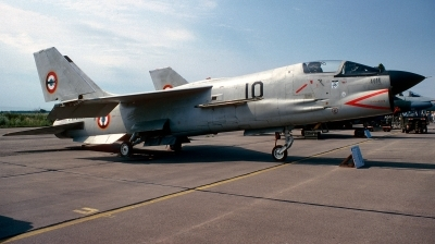 Photo ID 221007 by Alex Staruszkiewicz. France Navy Vought F 8E FN Crusader, 10