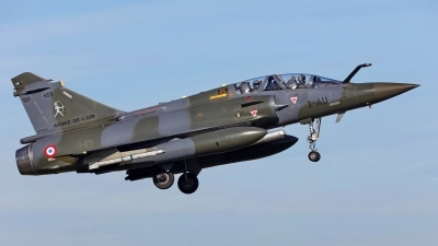 Photo ID 221045 by Dieter Linemann. France Air Force Dassault Mirage 2000D, 653