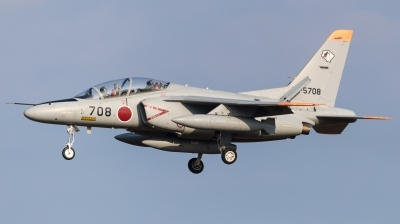 Photo ID 221142 by Andreas Zeitler - Flying-Wings. Japan Air Force Kawasaki T 4, 36 5708