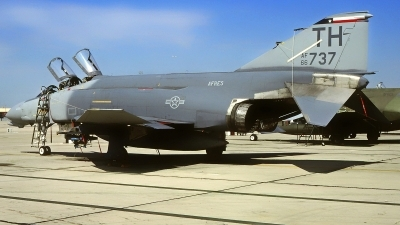 Photo ID 221148 by Gerrit Kok Collection. USA Air Force McDonnell Douglas F 4D Phantom II, 66 7737