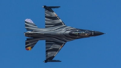 Photo ID 222583 by Dimitrios Dimitrakopoulos. Belgium Air Force General Dynamics F 16AM Fighting Falcon, FA 101