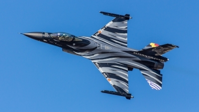 Photo ID 221225 by Dimitrios Dimitrakopoulos. Belgium Air Force General Dynamics F 16AM Fighting Falcon, FA 101