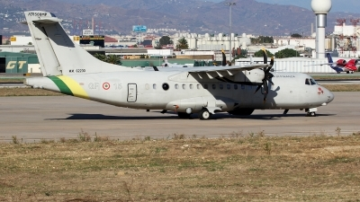 Photo ID 221110 by F. Javier Sánchez Gómez. Italy Guardia di Finanza ATR ATR 42 400MP Surveyor, MM62230