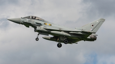 Photo ID 221186 by Jan Eenling. UK Air Force Eurofighter Typhoon FGR4, ZJ933