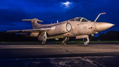 Photo ID 221157 by Stephen Cooper. UK Air Force Blackburn Buccaneer S 2B, XX889