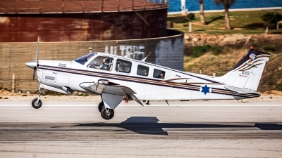 Photo ID 221608 by Anthony Hershko. Israel Air Force Beech A36 Bonanza, 330