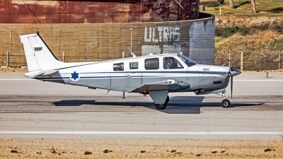 Photo ID 221609 by Anthony Hershko. Israel Air Force Beech A36 Bonanza, 360