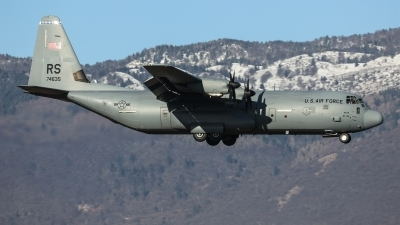 Photo ID 221234 by Giampaolo Tonello. USA Air Force Lockheed Martin C 130J 30 Hercules L 382, 07 4635