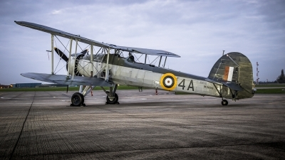 Photo ID 221254 by Stephen Cooper. UK Navy Fairey Swordfish I, W5856