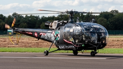 Photo ID 221240 by Jan Eenling. Austria Air Force Aerospatiale SA 316B Alouette III, 3E KA