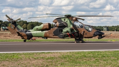 Photo ID 221238 by Jan Eenling. France Army Eurocopter EC 665 Tiger HAD, 6013