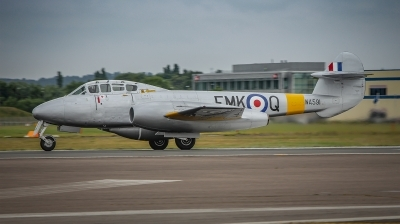 Photo ID 221290 by Stephen Cooper. Private Aviation Heritage Ltd Gloster Meteor T 7, G BWMF