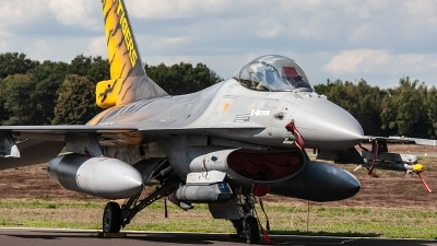 Photo ID 221287 by Jan Eenling. Belgium Air Force General Dynamics F 16AM Fighting Falcon, FA 116