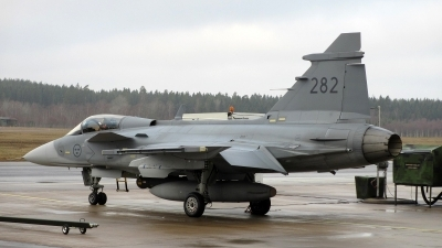 Photo ID 221320 by Magnus Persson. Sweden Air Force Saab JAS 39C Gripen, 39282