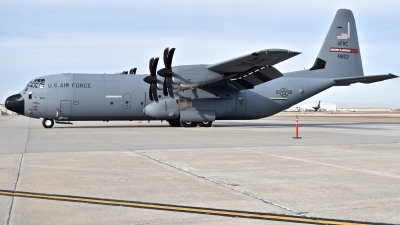 Photo ID 221340 by Gerald Howard. USA Air Force Lockheed Martin C 130J Hercules L 382, 04 8153