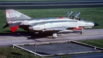 Photo ID 221356 by Rainer Mueller. Germany Air Force McDonnell Douglas F 4F Phantom II, 37 38