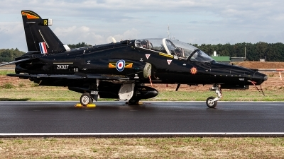 Photo ID 221375 by Jan Eenling. UK Air Force BAE Systems Hawk T 2, ZK027