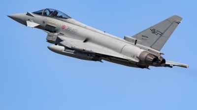 Photo ID 221395 by Mathias Grägel - GME-AirFoto. Italy Air Force Eurofighter F 2000A Typhoon EF 2000S, MM7322