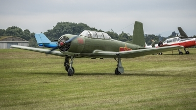 Photo ID 221424 by Stephen Cooper. Private Private Nanchang CJ 6A, G BVVG