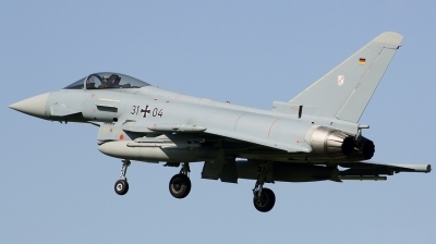 Photo ID 221441 by Arie van Groen. Germany Air Force Eurofighter EF 2000 Typhoon S, 31 04