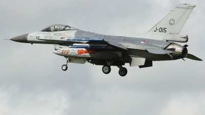 Photo ID 221444 by Arie van Groen. Netherlands Air Force General Dynamics F 16AM Fighting Falcon, J 015