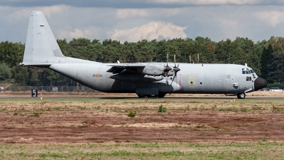 Photo ID 221496 by Jan Eenling. Spain Air Force Lockheed C 130H 30 Hercules L 382, TL 10 01