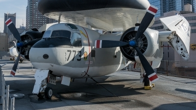 Photo ID 221480 by Adolfo Bento de Urquia. USA Navy Grumman E 1B Tracer, 147212