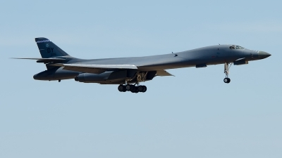 Photo ID 221508 by Brandon Thetford. USA Air Force Rockwell B 1B Lancer, 86 0135