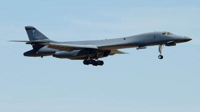 Photo ID 221509 by Brandon Thetford. USA Air Force Rockwell B 1B Lancer, 86 0140