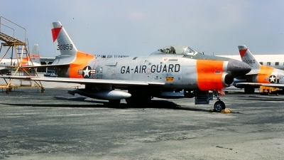 Photo ID 222012 by Gerrit Kok Collection. USA USA North American F 86L Sabre, 53 0959