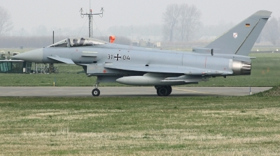 Photo ID 221565 by Arie van Groen. Germany Air Force Eurofighter EF 2000 Typhoon S, 31 04
