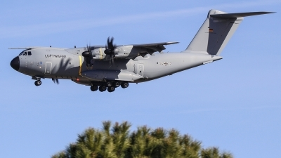 Photo ID 221593 by Ruben Galindo. Germany Air Force Airbus A400M Atlas, 54 17