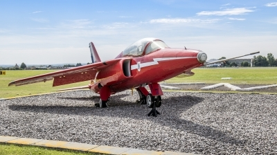 Photo ID 221606 by Stephen Cooper. UK Air Force Folland Gnat T 1, XP502