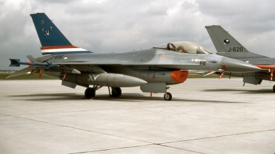 Photo ID 221614 by Alex Staruszkiewicz. Netherlands Air Force General Dynamics F 16A Fighting Falcon, J 616