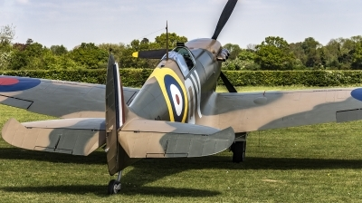 Photo ID 221615 by Stephen Cooper. Private Imperial War Museum Supermarine 300 Spitfire Mk1A, G CFGJ