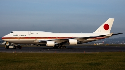 Photo ID 221631 by Thomas Ziegler - Aviation-Media. Japan Air Force Boeing 747 47C, 20 1102