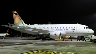 Photo ID 221629 by Thomas Ziegler - Aviation-Media. Italy Air Force Airbus A319 112CJ, MM62243