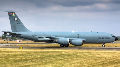 Photo ID 221645 by Thomas Ziegler - Aviation-Media. USA Air Force Boeing KC 135R Stratotanker 717 100, 60 0333