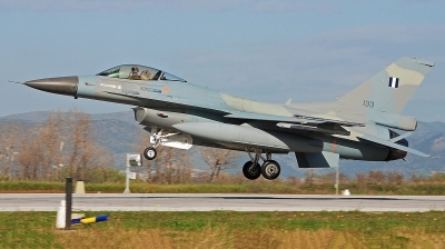 Photo ID 221679 by Giorgos Volas. Greece Air Force General Dynamics F 16C Fighting Falcon, 133