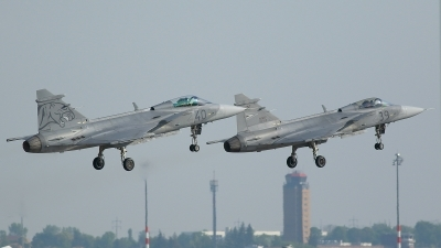 Photo ID 221740 by Maurice Kockro. Hungary Air Force Saab JAS 39 EBS HU C Gripen, 39