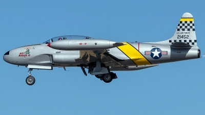 Photo ID 221768 by Alex Jossi. Private Ace Maker Aviation LLC Canadair CT 133 Silver Star 3, N133HH