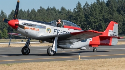 Photo ID 221770 by Alex Jossi. Private Heritage Flight Museum North American P 51D Mustang, N151AF