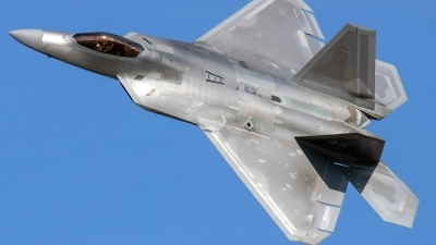 Photo ID 221774 by Alex Jossi. USA Air Force Lockheed Martin F 22A Raptor, 10 4193