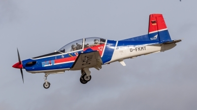 Photo ID 221796 by Sascha Gaida. Company Owned E I S Aircraft GmbH Pilatus PC 9B, D FKMT
