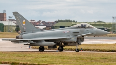 Photo ID 221888 by Mike Macdonald. UK Air Force Eurofighter Typhoon FGR4, ZK310