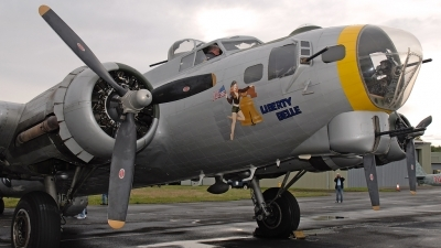 Photo ID 25529 by David Townsend. Private Liberty Foundation Boeing B 17G Flying Fortress 299P, N390TH