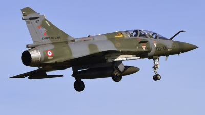 Photo ID 221839 by Matthias Becker. France Air Force Dassault Mirage 2000D, 671